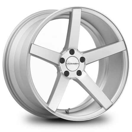 Vossen VVSCV3 - MATTE SILVER MACHINED